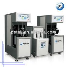 high quality semi automatic pet blowing machine