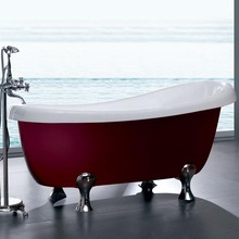 Freestanding Bathtub,claw foot bath,clawfoot bathtub,Classical bathtub B-7202