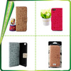 Factory price custom design alibaba experss leather case for lenovo s820