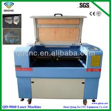 Wholesale for desktop mini laser crystal engraving/laser machine multi purpose easy operation QD-9060