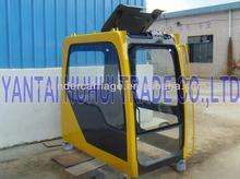 high quality excavator cab for komats'u hitachi kobelco kato daewoo hyundai excavator