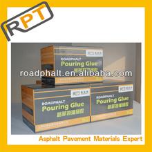 Roadphalt asphaltic concrete paving sealer