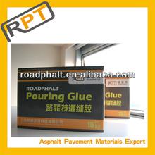Roadphalt asphaltic concrete crack sealant