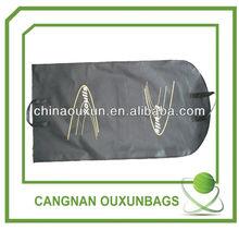 Stronger non woven suit cover garment bag