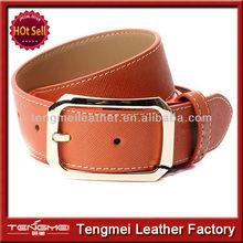 100% Genuine Leather Belt Best Fashion Designer Buckle Leather Belt
