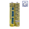 300ML cartridge No More Nail, Mounting Adhesive, Liquid Nail