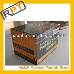 Roadphalt longitudinal asphaltic crack filler