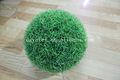 Grama Artificial bola / centro plástico flor Artificial bola