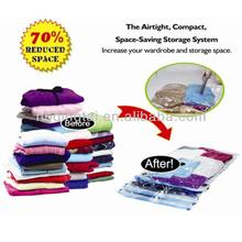 Nylon/pe super-large vacuum compression jumbo bag for household storage