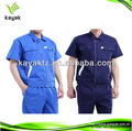 2014 de la corto manga por encargo de la guardia de seguridad vestido para la ropa de trabajo de diseño
