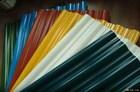 high strength galvanzied alumzinc prepainted corrugated metal roof tile