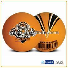 Custom color&printed jumping bouncing ball