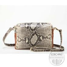 Sobchak GN-3595 3p wholesale mature women's bag patchwork leather bag design