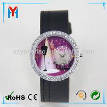 hot sale japan movt quartz vogue watch price