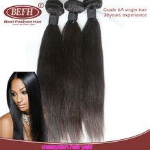 High quality 6A cuticle layers no shedding no tangle 100% virgin human hair extension best fashion yaki 36 inch malaysian hair