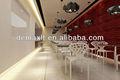 3d painel de parede para o interior design acústico
