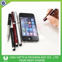 Laer Pointer Multi-function Stylus Pen For Smart Phone