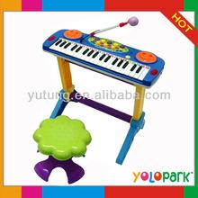 funny mini electronic organ keyboard toy,Children Electronic Organ Toys Mini Musical Keyboard Piano Organ Music Toy