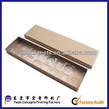 making rigid board food packaging box