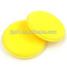 Car Auto Detailing Buff Wax Polishing Sponge With Yellow Color
