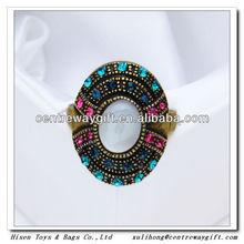 2014 Jewelry Gold Ring, Diamond Ring Fashion Jewelry
