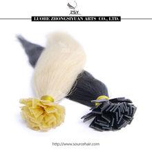 ZSY imported Italian keratin flat tip hair extension