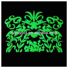 Textile screen printing puff paste