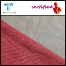 100%Cotton Corduroy Fabric/16W Corduroy/Cotton Dying Corduroy Fabric