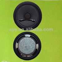 50mm 32ohm 0.25w speaker multimedia speaker sports mini speaker
