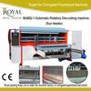 MJMQ-1 Automatic corrugated Rotary auto die cutting machine(Sun feeder)