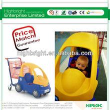 2014 super market children trolley
