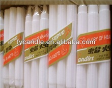 glass containers for candles Bougies Velas