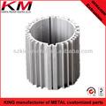 aleación de aluminio anodizado claro de extrusión de aluminio de extrusión de perfil de aluminio extruido