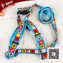 2014 good promotional items printed dog leash