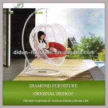 designer modern outdoor swing seats