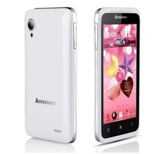 Lenovo LePhone S720 4.5 Inch IPS QHD Screen Android 4.0 MTK6577 Dual Core 3G 1.3MP Front Camera- white