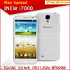 "5.0"" IPS Android 4.2 Quad Core 16G R0M MTK6589 GPS 3G iNew I7000 boost mobile cell phones"
