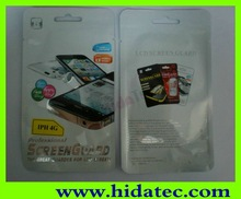 for samsung galaxy s4 mini i9190 screen protector,factory cheap price