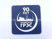 Top grade most popular red drink coasters