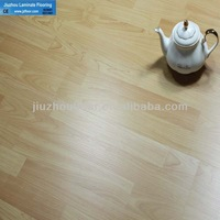 8mm/12mm water resistant laminate flooring made in changzhou