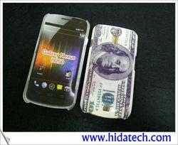 i9250 US Dollar Cash Case For Samsung Galaxy Nexus i9250 Phone Case,IMD Phone Case for Nexus i9250