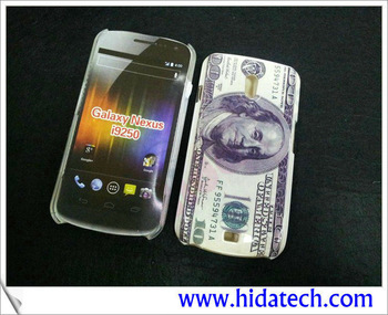 i9250 US Dollar Cash Case For Samsung Galaxy Nexus i9250 Phone Case,IMD Phone Case for Nexus i9250