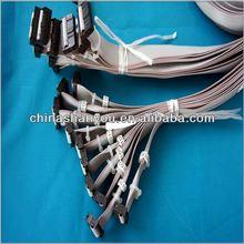 la fábrica de ensamblado rj45 a usb cable en espiral