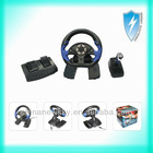 game car steering wheel for ps2