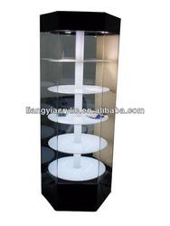 Acrylic Cabinet, Rotating Display Case