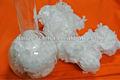 ağartılmış emici polyester tıbbi örme 100 iplik pamuklu kumaş atıkları