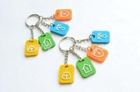 Best quality best sell sweet heart keychain
