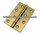 decorative brass hinges