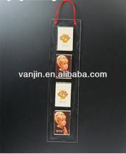 Acrylic Crystal Hanging Magnetic Photo Frame 7041401236