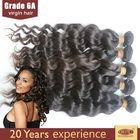 6A 2014 Factory Supplier unprocessed deep wave wholesale hair extensions peruvian hair uk